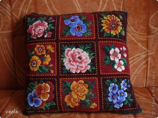 подушка фото 1