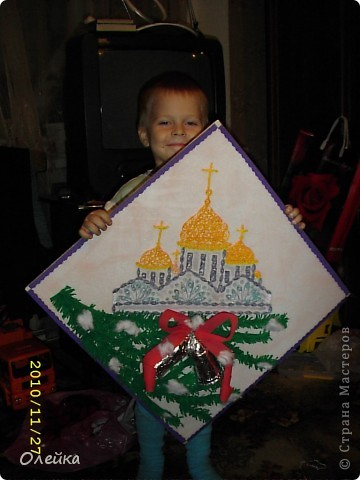 Моя рождественская церковь! фото 2