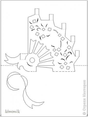 открытки. киригами фото 6