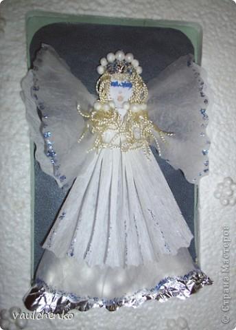 На одном дыхании появились эти ангелы. фото 2