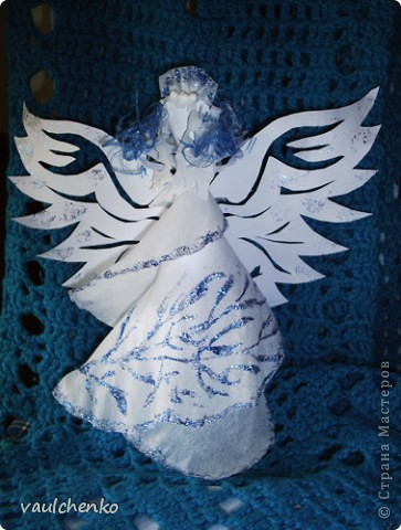 На одном дыхании появились эти ангелы. фото 5