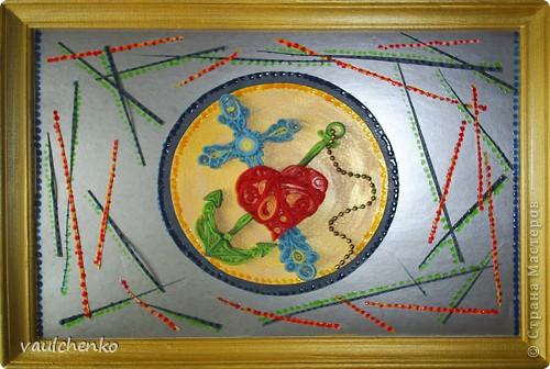Поздравляю всех мам с праздником! Пусть этот символ укрепит Веру, вселит Надежду, принесет в сердце Любовь! фото 2