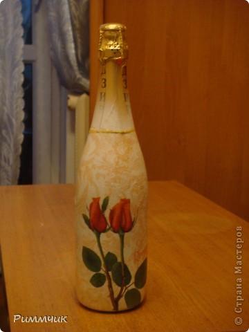 Бутылка в подарок