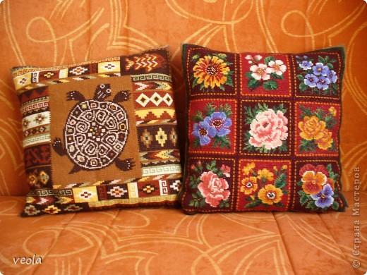 подушка фото 3