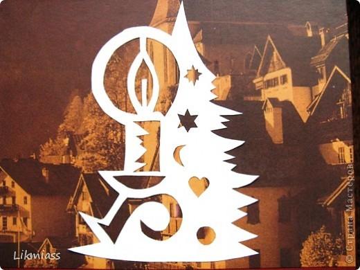 Вальс снежинок за окном, ожидание праздника и чуда - верные приметы декабря. Создать у себя дома сказочную атмосферу не так уж и сложно ,а для этого понадобятся нам свечи. Свечи самые разные- резные и восковые, в праздничном декупаже, или просто белые.  фото 5