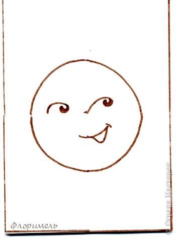 """Выкладываю отсканированную версию рисунков к МК """"Найди колобка""""-головоломка"""". Как я поняла, при распечатке лист все равно придется обрезать, т.к. при сканировании поменялись пропорции. фото 3"""