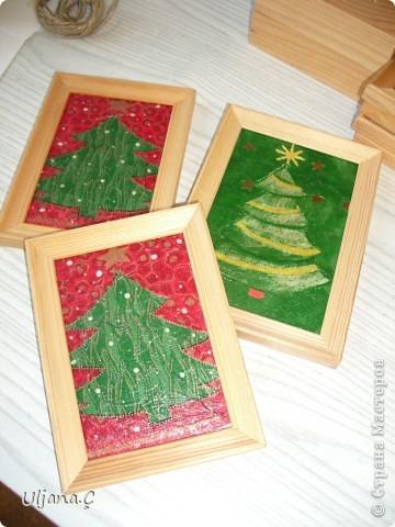 Елочки к Рождеству и Новому Году 2011 фото 3