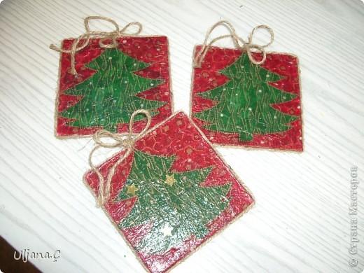 Елочки к Рождеству и Новому Году 2011 фото 4