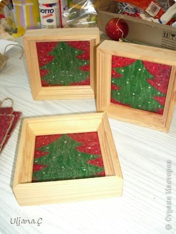 Елочки к Рождеству и Новому Году 2011 фото 5