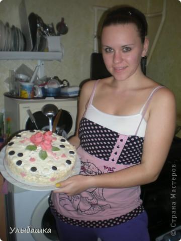 Тортик Мамочке на День Рождения фото 2
