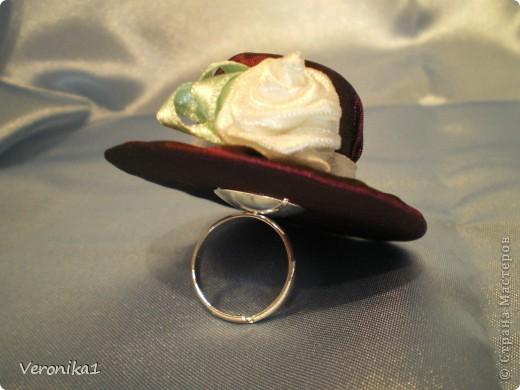 Моя новая шляпка!!!Если кому интересно здесь можно посмотреть как я её делала!!! http://www.liveinternet.ru/users/veronika1/post141931212/  Всем удачи в творчестве!!! фото 2