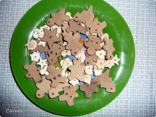 Нарядить елку печеньем!!!! М..ммм как давно я этого ждала. Все очень просто, думаю будет доступно даже для самых маленьких.    фото 6