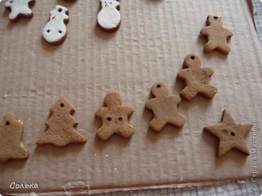Нарядить елку печеньем!!!! М..ммм как давно я этого ждала. Все очень просто, думаю будет доступно даже для самых маленьких.    фото 9