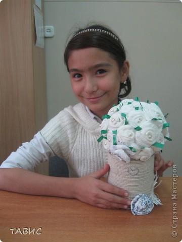 На дворе - зима, а мои дети вырастили богатый урожай прекрасных морозостойких роз. Полюбуйтесь, пожалуйста!!! фото 5