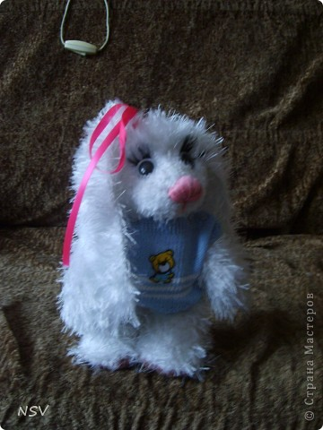 Мой новый заяц - Степан фото 3
