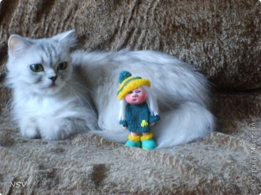 Кукла Машуня фото 2