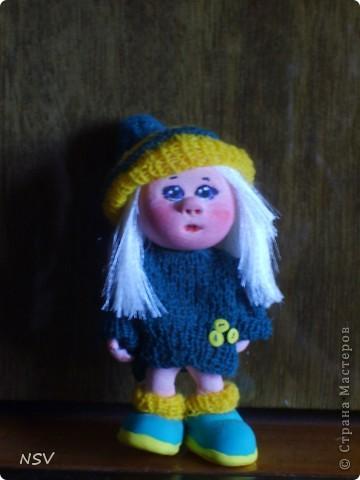Кукла Машуня фото 1