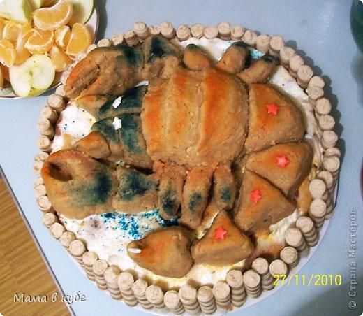 """салат """"Калы"""". Слоями: картошка, огурцы маринованые,крабовые палочки, яйцо, яблоки, сыр и промазать майонезом фото 6"""