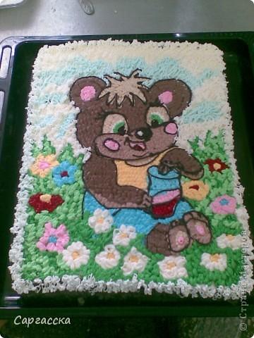 Этот торт для моего сынули фото 3