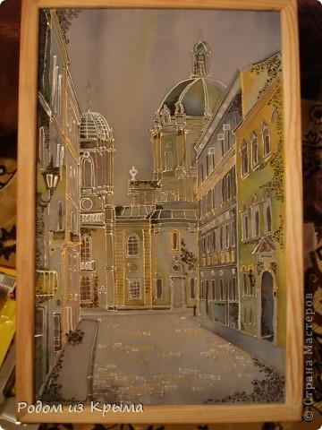 Итальянский дворик фото 2