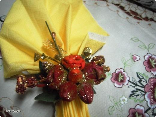 Кольцо цветочное фото 1