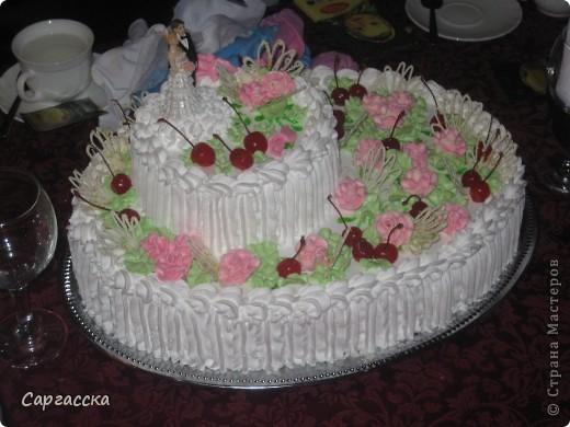 Этот торт для моего сынули фото 2