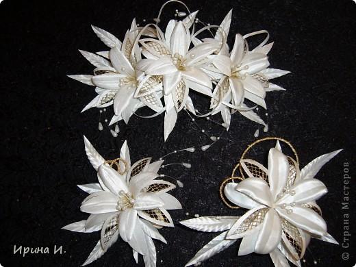 Свадебные украшения для волос фото 2
