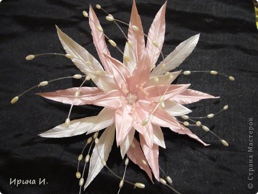 Просто фантазийные цветочки . фото 3