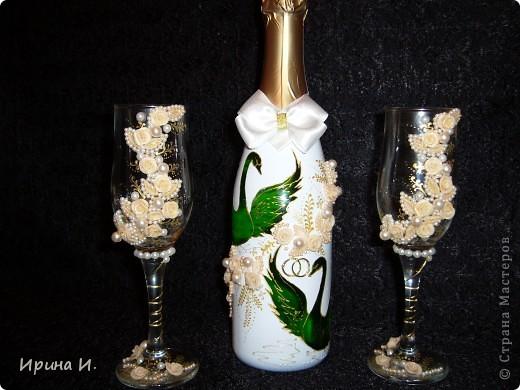 Заказали свадебный набор,вот что получилось...... фото 5