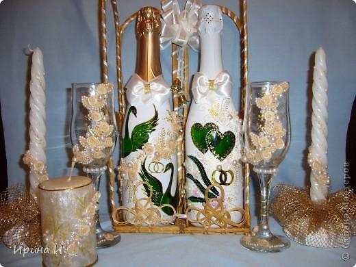 Заказали свадебный набор,вот что получилось...... фото 1