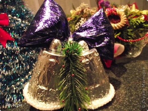 Новогодние  поделки. фото 4