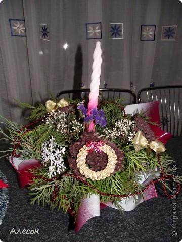 Новогодние  поделки. фото 3