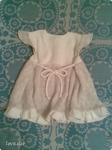 Платье для маленькой девочки фото 2
