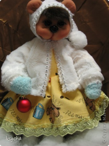А вот и Машуня-мишка))) фото 1