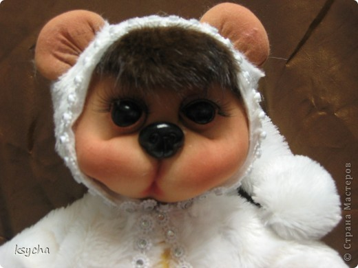 А вот и Машуня-мишка))) фото 2