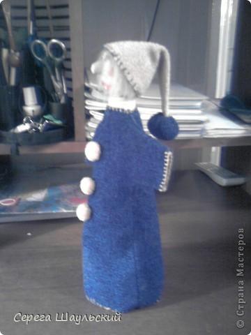 Мой петрушка для кукольного театра фото 2