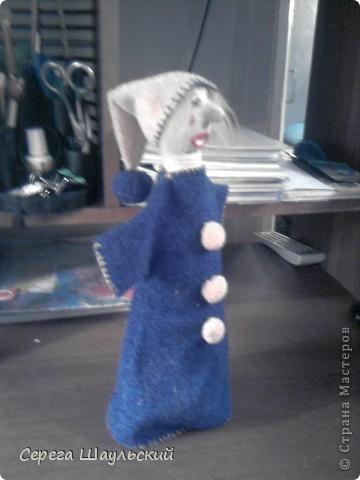 Мой петрушка для кукольного театра фото 4