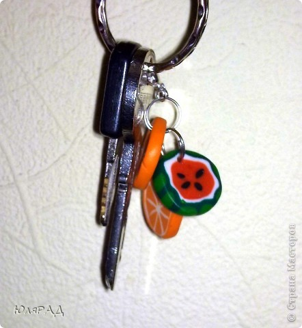 Такой вот малюсенький брелочек))) фото 2