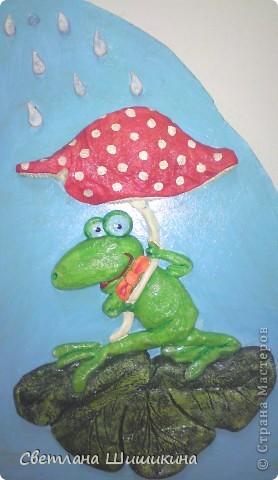 Попробовала немного украсить раздевалку бассейна в детском саду куда ходит моя доча. Вот что получилось... фото 5