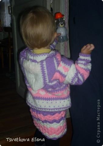 Джемперок и юбочка фото 2