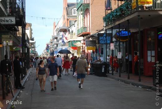 Новый Орлеан,Луизиана. Часть 1-ая фото 1