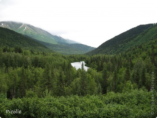 Аляска во всей красе,однако :) Часть 2-ая фото 1