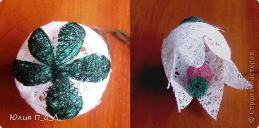 Поделки шарик от дезодоранта