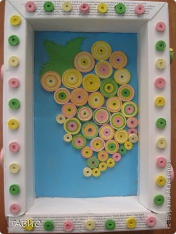 Это - изысканная работа моей ученицы-шестиклассницы Нурзоды. Девочка еще маленькая, а  талант у нее большой! фото 1