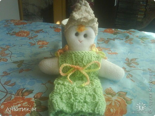 вот такая куколка для утренника в детском саду