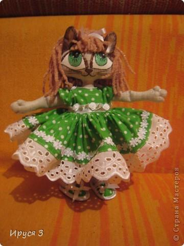 Кошечка Мусенька фото 1