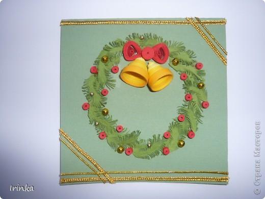 Новогодние открытки фото 1