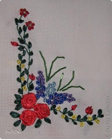 Икона Казанской Пресвятой Богородицы, вышивание бисером фото 5