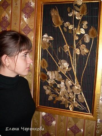 Розы из листьев клёна. Самый доступный материал для творчества.  фото 2