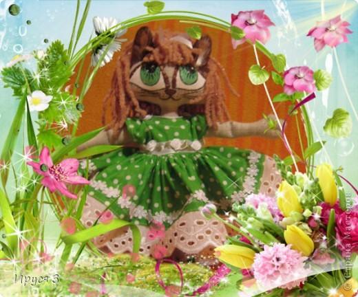 Кошечка Мусенька фото 16